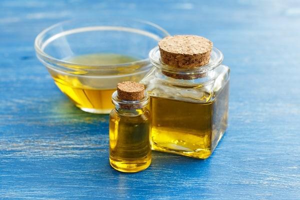 Use castor oil for face care.