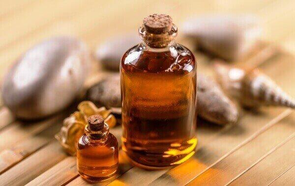 2 bottles of Castor Oil