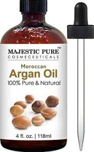 Majestic Pure Cold Pressed Argan Oil