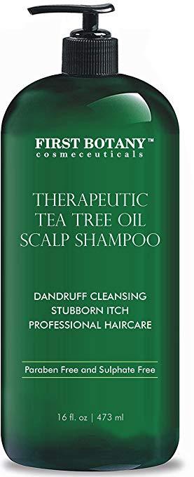 First Botany Cosmeceuticals Tea tree Oil Scalp Shampoo